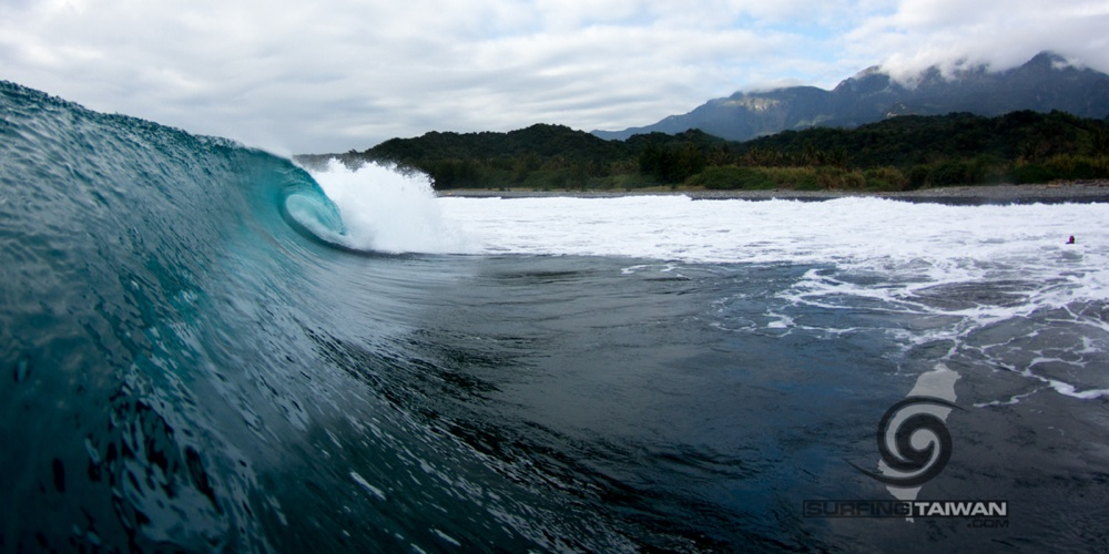 Incredible Surf Tours on the beautiful island of Taiwan